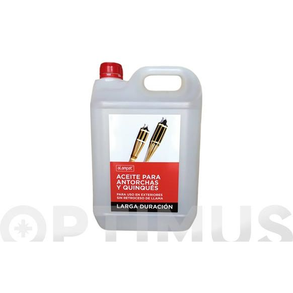 ACEITE COMBUSTIBLE P/ANTORCHA 5 LT