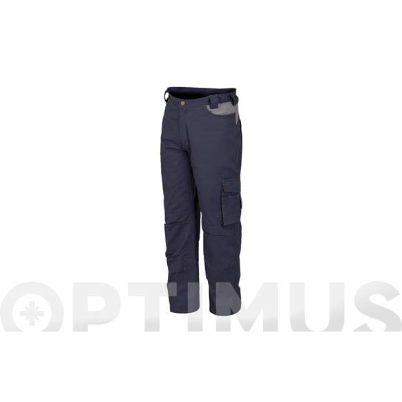 PANTALON  STRETCH SIN PARCHES T XL AZUL